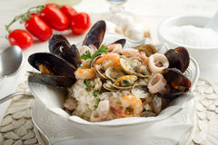 Free Seafruits Risotto Stock Images - 14891344