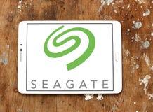 Seagate technologii firmy logo Zdjęcie Royalty Free