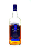 Seagram's imperial blue whiskey bottle Stock Images