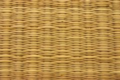 Seagrass mat Stock Image