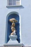 Seagull statue Stock Photos