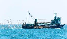 Fishing vessel Royalty Free Stock Image