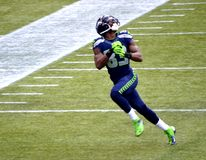 Seahawk Wide Receiver Ricardo Lockette Stock Photography