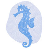 seahorse Fotografie Stock