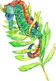seahorse stock illustratie