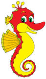 Seahorse stock illustration