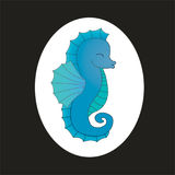 seahorse Fotografia de Stock