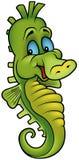 Seahorse de sorriso Imagem de Stock Royalty Free