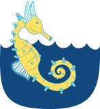 Seahorse Ocean Stock Photography