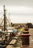 Seahouses fotografia de stock royalty free