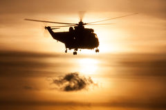 Seaking helicopter Stock Images