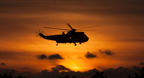 Seaking helicopter Stock Photos