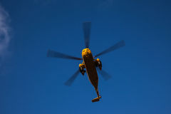 Seaking Helipcopter Stock Image
