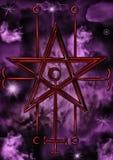 Seal of Astaroth royalty free stock image