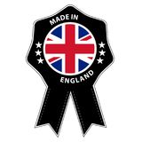 Seal Badge Made In England vector illustration