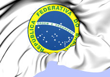 Seal of Brazil Stock Images