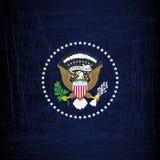 Seal Eagle总统 库存图片