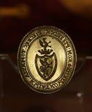 Seal emblem Royalty Free Stock Image
