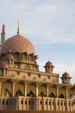 Señal famosa de Putrajaya en Malasia Fotos de archivo libres de regalías