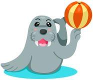 Seal royalty free illustration