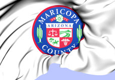 Seal of Maricopa County, USA. Stock Images