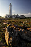 Seal Point Lighthouse in Cape St. Francis, South Africa Royalty Free Stock Image