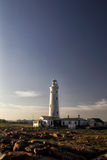 Seal Point Lighthouse in Cape St. Francis, South Africa Royalty Free Stock Photography
