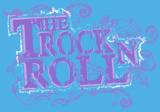 Seal of the rock Royalty Free Stock Image