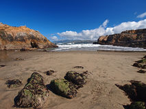 Seal Rock & Pacific Beach in San Francisco Stock Image