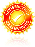 Seal of Satisfaction Stock Photos