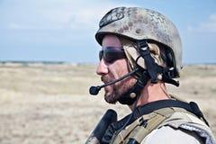 SEAL team member Stock Image