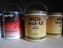 Sealant. Used for painting (an editorial photo stock photo