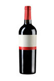 Sealed bottle wine Royalty Free Stock Photos