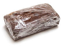 Sealed chocolate loaf Stock Photo