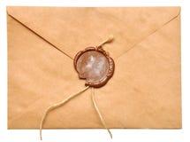 Sealed envelope Stock Photos