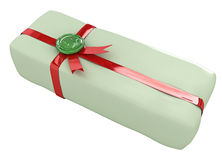Sealed Gift Royalty Free Stock Images