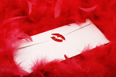 Free Sealed With A Kiss Stock Photos - 5356823