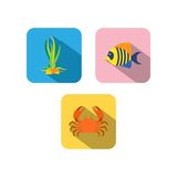 Sealife Logo Template Stock Photo