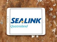 SeaLink旅行小组商标 库存照片