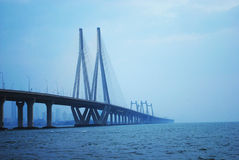 Sealink przerzuca most Obraz Stock