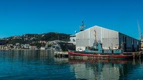 Sealion Tug Boat Royalty Free Stock Image