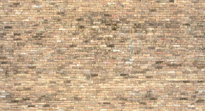 Seam less old brick wall texture map Royalty Free Stock Photo