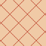 Seam of squares, abstract background. Vector seam of squares, abstract background thread Royalty Free Stock Photos