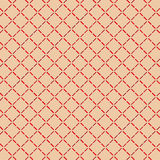 Seam of squares, abstract background. Vector seam of squares, abstract background thread Stock Photography