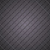 Seam of squares, abstract background. Vector seam of squares, abstract background thread Stock Photo