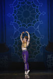"""Seaman- ballet """"One Thousand and One Nights"""" Royalty Free Stock Images"""