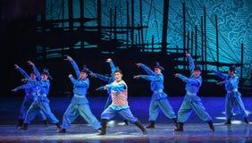 "Seaman Dance Troupe-Dance drama ""The Dream of Maritime Silk Road"" Stock Photos"