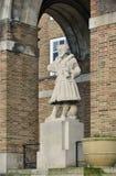 Seaman Statue isabelino Fotografía de archivo libre de regalías
