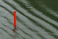 Seamark давая направление к морякам Стоковые Фотографии RF
