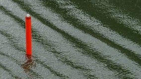 Seamark che dà direzione ai marinai Fotografia Stock